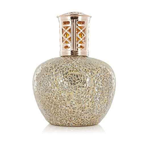 Ashleigh & Burwood Mosaic Glass Premium Fragrance Lamp Large - Treasure Chest