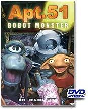 Apt. 51 Robot Monster in Real !