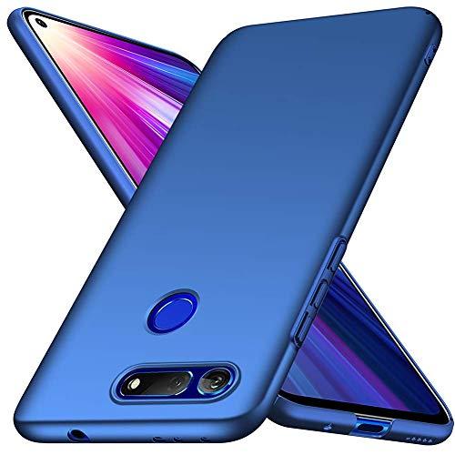 TXLING Ultra Dünn Hülle Kompatibel mit Huawei Honor View 20 V20 HülleSchutzhülle Handyhülle [Anti-Fingerabdruck] Abdeckung Hardcase PC Bumper Hülle für Huawei Honor View 20 V20 - Blau