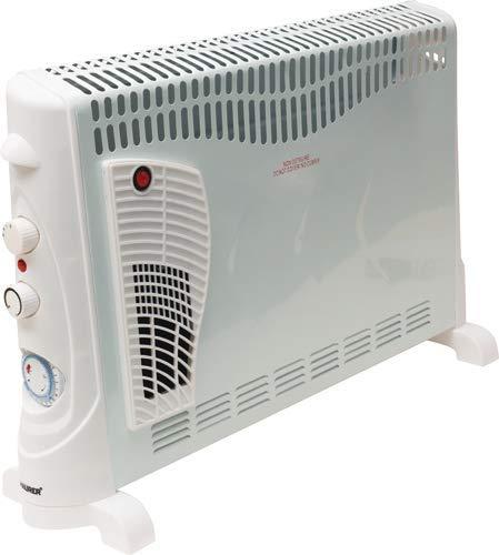 Termoconvettore Stufa Elettrica da Pavimento Stufa Siros Maurer - 3 Temperature selezionabili