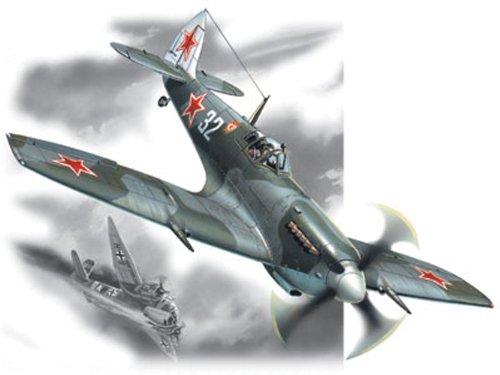 ICM 48066 LF.IXE Spitfire - Caza soviético Segunda Guerra Mundial a Escala 1:48