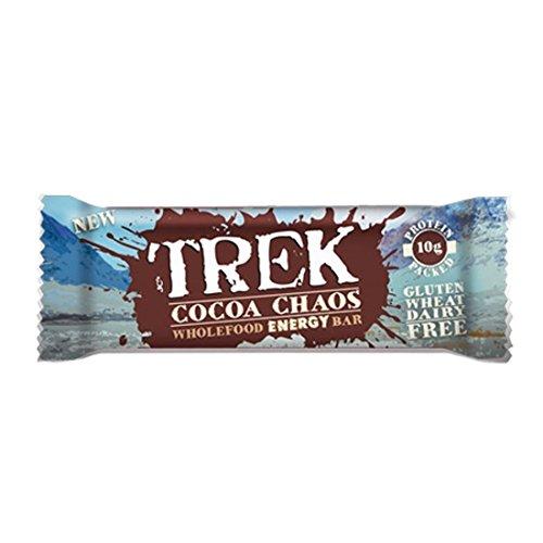 Barres de trek | Cacao Chaos | 2 x 16 x 55 g (UK)