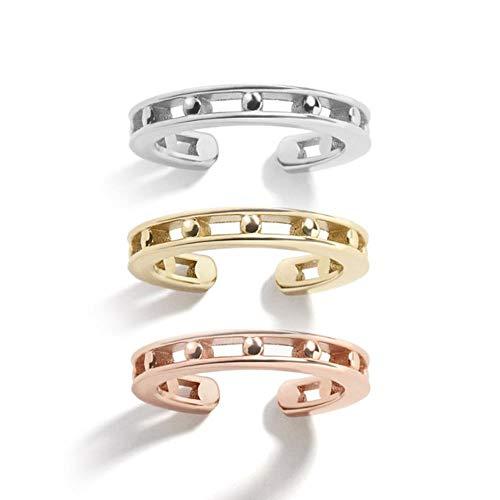 Ltong 4-delige set veiligheidsspeld Oorknopjes voor damesmode witte kristallenoorbellen vrouwelijke Koreaanse sieraden oor manchet, 3 stuks