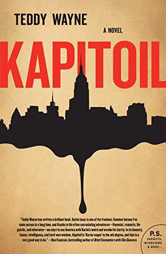 Image of Kapitoil: A Novel (P.S.)