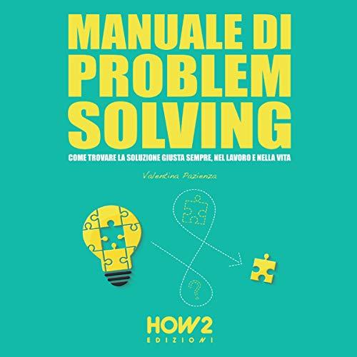 Manuale di problem solving copertina