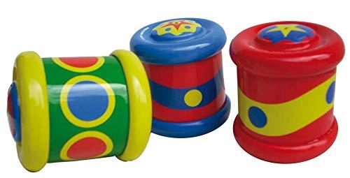 Juguetes y Juegos de Colecci/ón Regalos Originales Decoraci/ón Cl/ásica. CAPRILO Lote de 3 Juguetes Decorativos de Hojalata Pollo PICOTEADOR Animales de Cuerda