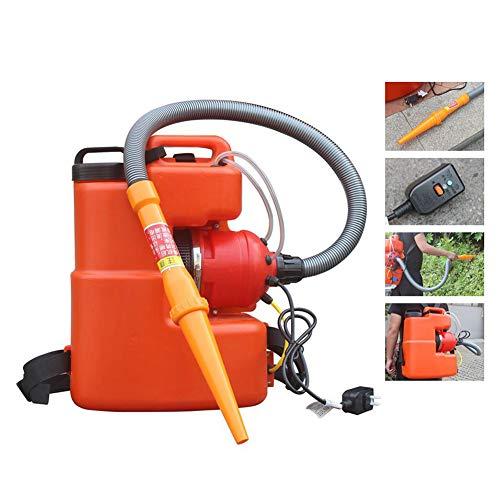 20L Landbouw Mist Duster Sprayer Garden Weed Spuitbus Benzine aangedreven multifunctionele Backpack bemesting Watering Farm Knapzak Backpack Garden 2000W,Rechargeable