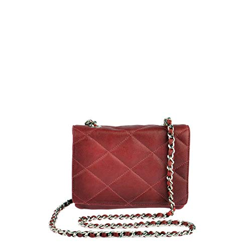 Abro TASCHE WEST IN ROT Rot One Size