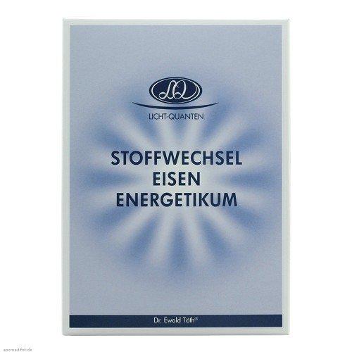 Licht-Quanten Stoffwechsel Eisen Energetikum Konzentrat, 100 ml Lösung