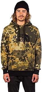 THE NORTH FACE Plv Hood 男式 Drew Peak 套头连帽衫运动衫 TNF 黑色,S 码