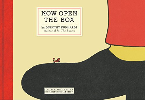 Now Open the Box (New York Review Children's Collection)