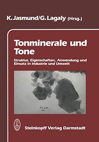 Tonminerale und Tone. Struktur, Eigenschaften, Anwendung und Einsatz in Industrie und Umwelt