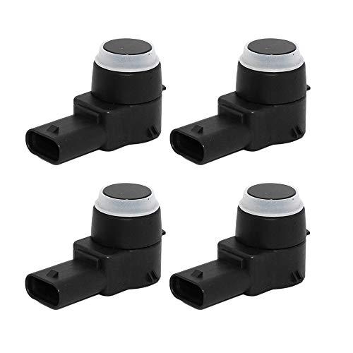 Senmubery 4 Teiliger PDC Park Sensor für Mercedes W211 W219 W203 W204 W221 2215420417 A2215420417