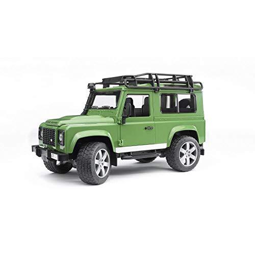 bruder 02590Spielzeugmodell–Modelle von Spielzeug (grün)