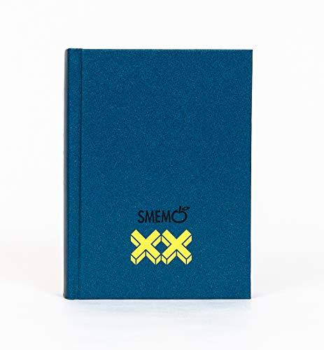 Smemoranda agenda 12 mesi 2020 soft-touch giornaliera 12,9x18,7 colore antracite