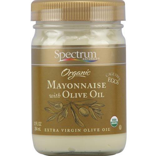 Spectrum Naturals Organic Mayonnaise With Olive Fresno Mall Oz Oil Philadelphia Mall 12 Fl Pa