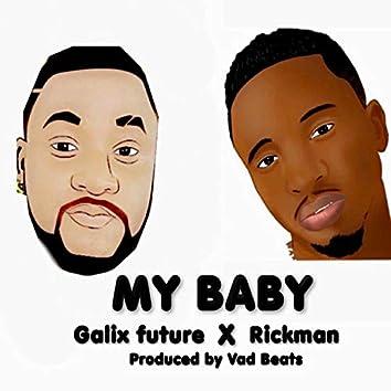 MY Baby (feat. Galix Future)