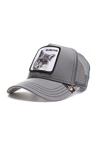 Goorin Bros.. - Goorin Brows - Trucker Cap - Silver Fox - Grey, Grau, Einheitsgröße
