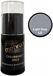 (3 Pack) mehron CreamBlend Stick - Light Grey