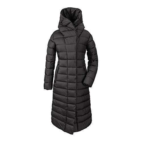 Didriksons Damen Steppmantel Stella WNS Coat 2 schwarz - 38