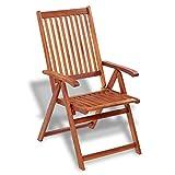 Zoom IMG-2 vidaxl 2x legno di acacia