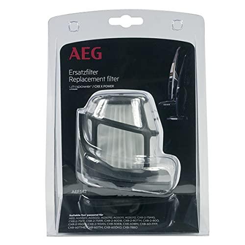 Austauschfilter Lamellenfilter Filter Filterkassette AEF142 Akkusauger Staubsauger ORIGINAL Electrolux AEG 9001670257