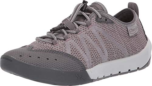 Chaco Women's Torrent Sport Sandal, Gray, 9
