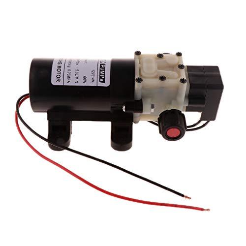 perfk Pulverizador de Bomba de Agua de Micro Diafragma de Presión - 12V