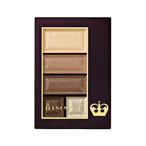 Rimmel (リンメル) ショコラスウィート アイズ ソフトマット 006 ミルクティーショコラ アイシャドウ 4.5g