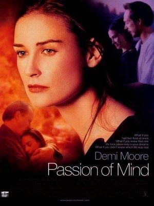 PASSION OF MIND (2000) Original Authentic Movie Poster 27x40 - ROLLED - Single-Sided - William Fichtner - Demi Moore