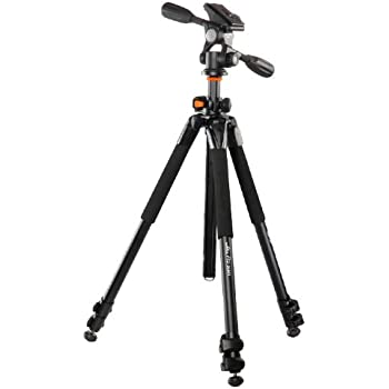 Vanguard Alta Pro 263AP Aluminum Tripod with PH-32 Panhead for Sony, Nikon, Canon DSLR Cameras