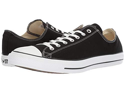 Converse - ((Chuck Taylor® All Star® Core Ox)) Mujer, Negro (Black.White), 7...