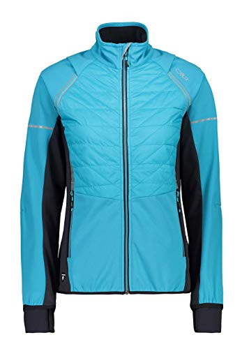 CMP Woman Jacket with Detachable Sleeve - 42