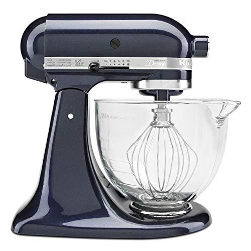 KitchenAid KSM155GBSR Stand Mixer, 5 quart, Blueberry