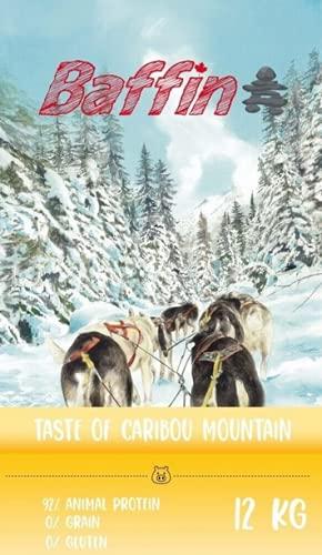 Baffin Taste of Caribou Mountain Pienso para Perros, de Cerdo, 12 kg