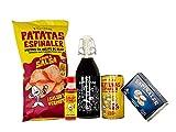 Pack Espinaler Vermut, Patatas, Salsa, Aceitunas y Berberechos