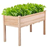 YAHEETECH Raised Planter Box