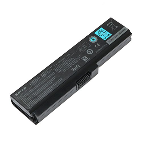 New PA3817U-1BRS Laptop Battery for Toshiba Satellite C655 C675 C675D L645 L645D L655 L655D L675 L675D L745 L755 L755D P745 P755 P775 M645 A660 A655