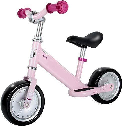Bicicleta de Equilibrio El marco ligero de aleación de aluminio de bicicleta de equilibrio sin pedal Caminar Equilibrio Bicicleta Bicicleta de carreras de formación for niños y los niños de 2