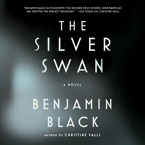 The Silver Swan audiobook cover art