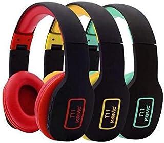 Komc T11 Kablosuz Mikrofonlu Bluetooth Kulaklık