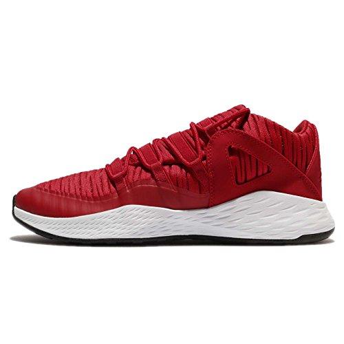 Nike Nike Herren Jordan Formula 23 Low Gymnastikschuhe, Rot (Gym Redgym Redpure Platinum), 46 EU