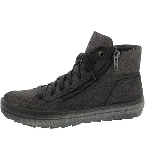 Legero MIRA, Damen High-Top, Grau (LAVAGNA), 39 EU (6 UK)