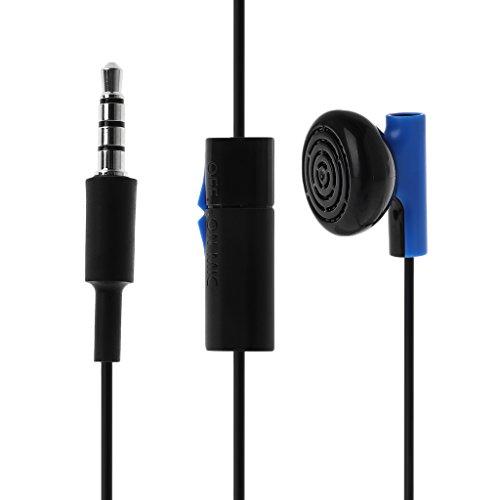 siwetg Gamepad-Headset mit Mikrofon, für PS4-Controller, Kopfhörer mit PS4-Griff