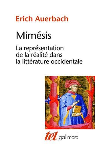 MIMESIS. La représentation de la réalité dans la littérature occidentale