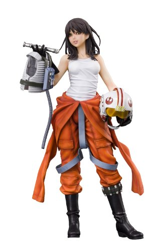 Kotobukiya - Star Wars ARTFX Bishoujo PVC Statue 1/7 Jaina Solo 23 cm image