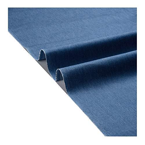 ZHhome Denim stof Lente en zomer Was jeans schort Sand release Denim tas denim jurk Katoen elastische kracht Verkopen per meter