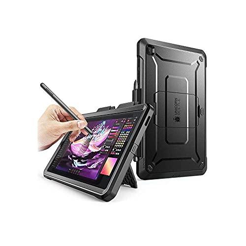 SupCase Funda Galaxy Tab S6 Lite [UBPro ] 360 Carcasa Completa con Soporte para lápices y Protector de Pantalla Integrado para Galaxy Tab S6 Lite 10.4 Pulgadas 2020