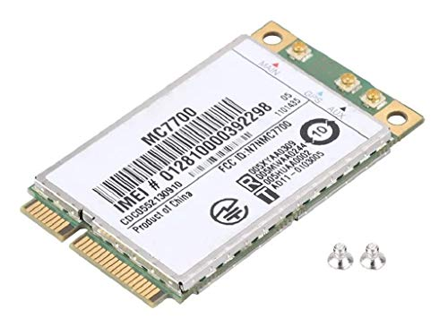 Sierra Wireless MC7700 - Gobi 4000 LTE, 3G, HSPA+, EDGE, GSM WWAN ワイヤレスWAN カード