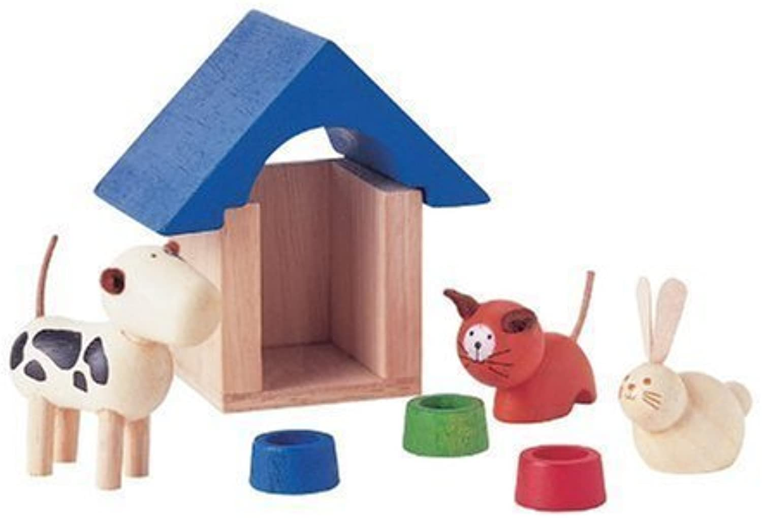 PlanToys Plan Dollhouse Pet and Accessories Furniture by Plan Toys